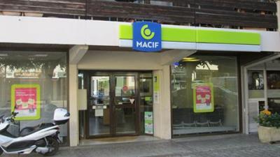 Macif - Société d'assurance - Thonon-les-Bains