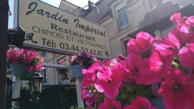 Jardin Impérial - Restaurant - Senlis
