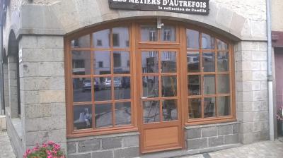 Menuiserie Bos - Charpente - Lacroix-Barrez