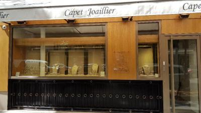 Capet Joaillier - Création en joaillerie - Paris
