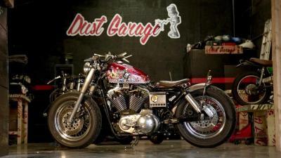 Dust Garage - Vente et réparation de motos et scooters - Biarritz