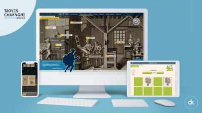 Adaka - Création de sites internet et hébergement - Bourg-en-Bresse