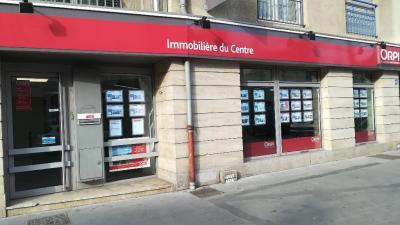 ORPI Immobilière du Centre - Agence immobilière - Vénissieux