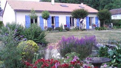 Le Jardin d'Arlette - Chambre d'hôtes - Charroux