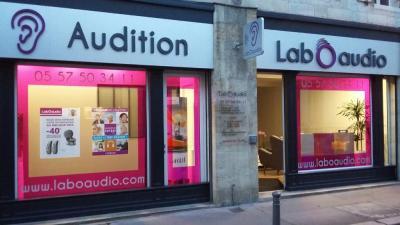 Labo Audio - Audioprothésiste - Libourne