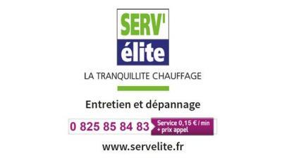SERV'élite Rhône-Alpes - Dépannage de chauffage - Francheville