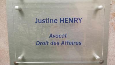 Henry Justine - Avocat - Vincennes