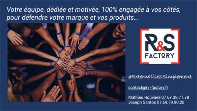 R & S Factory SAS - Conseil en organisation et gestion - Granville