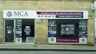 Maisons Mca - Constructeur de maisons individuelles - Castillon-la-Bataille