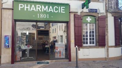 Pharmacie 1801 - Pharmacie - Mont-de-Marsan