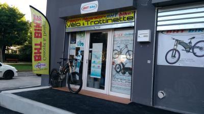 BHT Bike - Vente et réparation de vélos et cycles - Marseille