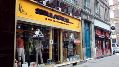 Saint James Sillages Nom propre - Vêtements homme - Rouen
