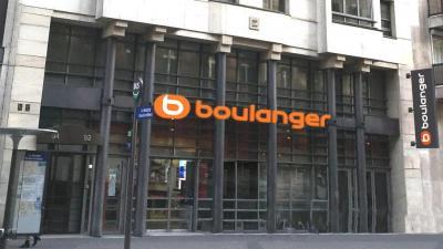 Boulanger - Vente de télévision, vidéo et son - Paris