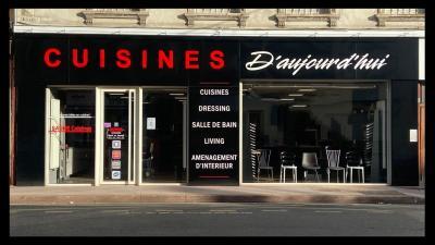 Cuisines D'aujourd'hui - Vente et installation de cuisines - Roanne