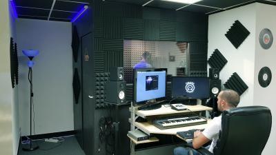 Omani Records - Studio d'enregistrement - Montreuil