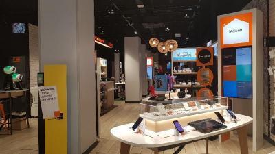 Orange (boutique) - Lieu - Reims