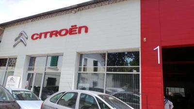 Citroen Duffrenaud et Fils SAS - Garage automobile - Clermont-l'Hérault