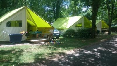 Camping Le Rocher De La Granelle - Camping - Le Bugue