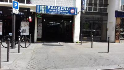 Parking Bonne Nouvelle - Parking public - Paris