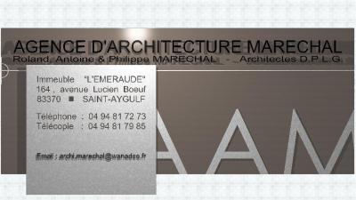 Marechal Antoine - Architecte - Fréjus