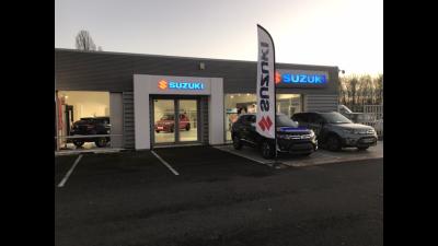 FIAT ABARTH SUZUKI Laurier Automobiles Blois - Garage automobile - Blois