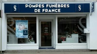 Pompes Funèbres de France - Pompes funèbres - Thonon-les-Bains