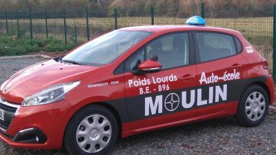 Auto-Ecole Stop Et Moulin - Auto-école - Montbrison