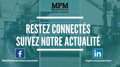 Midi Pyrénées Manutention - Matériel de manutention et levage - Toulouse