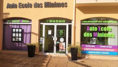 Auto Ecole Des Minimes SARL - Auto-école - Lyon
