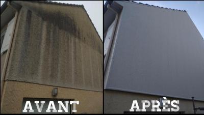 Ecothermic - Ravalement de façades - Aurillac