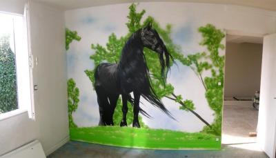 Sur Le Mur - Artiste peintre - Toulouse