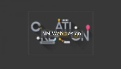 NM WebDesign - Création de sites internet et hébergement - Orléans