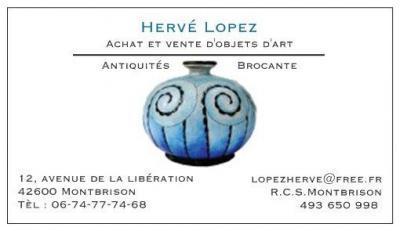 Lopez Hervé - Achat et vente d'antiquités - Montbrison