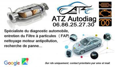 Atz Autodiag - Garage automobile - Ris-Orangis