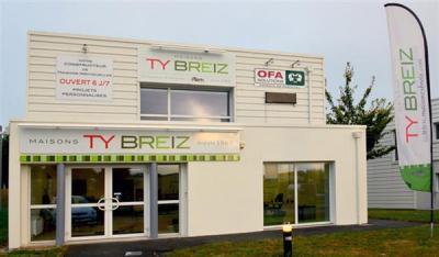 Maison Ty Breiz - Constructeur de maisons individuelles - Vannes