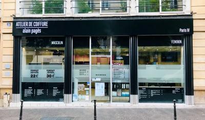 Atelier de Coiffure Alain Pagès - Coiffeur - Paris