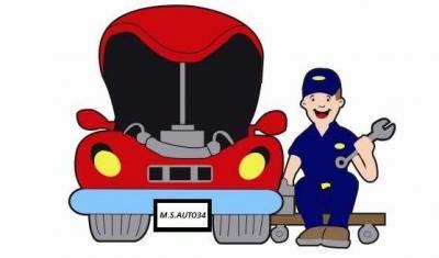 Ms Auto 34 - Garage automobile - Clermont-l'Hérault