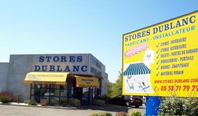 Stores Dublanc - Menuiserie PVC - Aire-sur-l'Adour