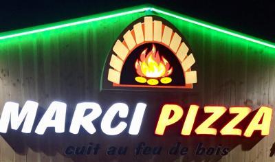 Marcipizza - Restaurant - Bordeaux