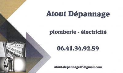 Atout Dépannage - Plombier - Briançon