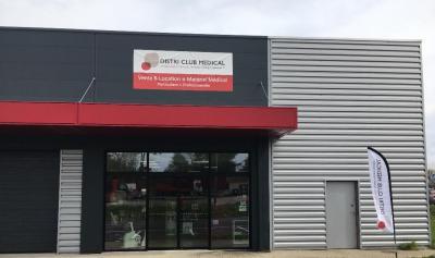 Distri Club Medical S.A.R.L. - Vente et location de matériel médico-chirurgical - Libourne