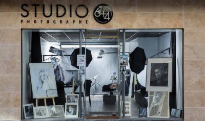 Studio 6+4 SARL - Photographe de portraits - Pau