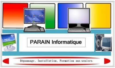 Parain Informatique Pessac - Dépannage informatique - Pessac