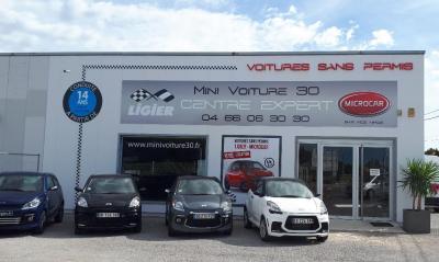 Ligier - Garage automobile - Caissargues