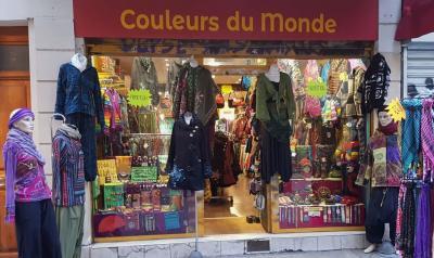 Couleurs du Monde - Chaussures - Paris