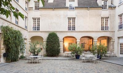 Mije Fourcy Maisons Internationales de la Jeunesse et des Etudiants - Agence de voyages - Paris