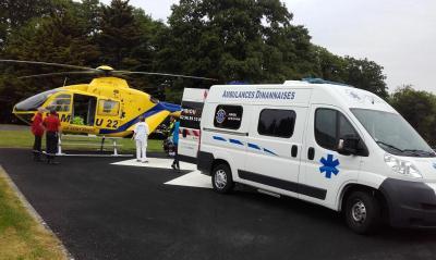 Ambulances Dinannaises Piriou - Taxi - Dinan