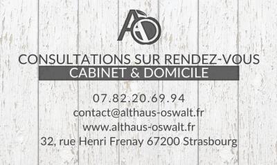 Althaus-oswalt Camille - Médecin nutritionniste - Strasbourg