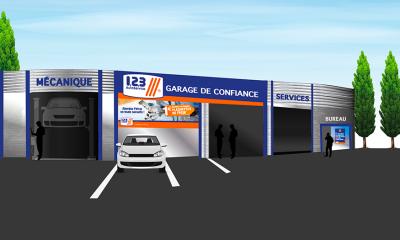 123 Autoservice - Garage automobile - Aubière