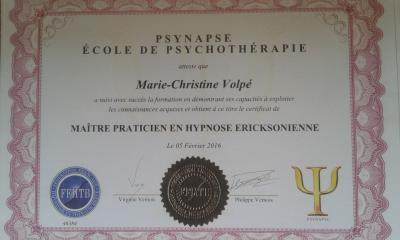 Marie-christine Volpé - Soins hors d'un cadre réglementé - Nîmes